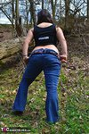 KimberlyScott. Outdoor Striptease Pt1 Free Pic 16