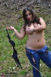Kimberly Scott. Outdoor Striptease Pt2 Free Pic 11