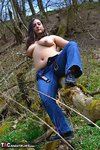 Kimberly Scott. Outdoor Striptease Pt2 Free Pic 15