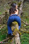 Kimberly Scott. Outdoor Striptease Pt2 Free Pic 20