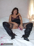 . Thigh Boot Wanking Free Pic 13