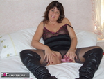 . Thigh Boot Wanking Free Pic 15