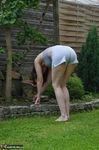 HotMilf. Sporty In The Garden Free Pic 1