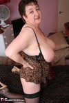 KinkyCarol. Cougar On The Bed Pt1 Free Pic 14