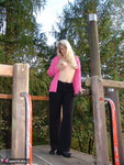 Sweet Susi. In The Climbing Park Free Pic 5