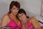 . Sandy & DiMonty's Lesbo Fun Free Pic 2