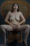 HotMilf. In A Wicker Chair Free Pic 19