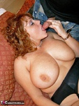 Curvy Claire. Electric Blue PVC 3 Some Pt1 Free Pic 11