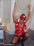 Georgie. Naughty Nurse Free Pic