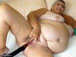 Grandma Libby. Big Black Dildo Free Pic 15