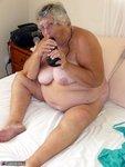 Grandma Libby. Big Black Dildo Free Pic 20