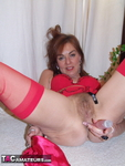 . Kinky In Red Free Pic 16