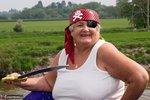 Grandma Libby. Pirate! Free Pic 1