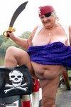 Grandma Libby. Pirate! Free Pic 7