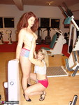 SweetSusi. Two Girls At The Gym Pt1 Free Pic 4