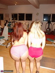 SweetSusi. Two Girls At The Gym Pt1 Free Pic 9