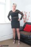 Shazzy B. Black Dress No Panties Free Pic 2