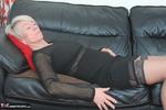 Shazzy B. Black Dress No Panties Free Pic 11