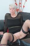 Shazzy B. Black Dress No Panties Free Pic 16