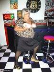 Grandma Libby. Grandma Libby at the studio Free Pic 4