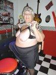 Grandma Libby. Grandma Libby at the studio Free Pic 7