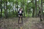 BarbySlut. Schoolie In The Woods Free Pic 15