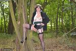 BarbySlut. Schoolie In The Woods Free Pic 19