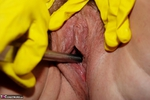 JuiceyJaney. Snow White & Her Yellow Marigolds Pt1 Free Pic 13