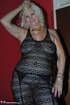 . Black See Through Dress Pt2 Free Pic 2