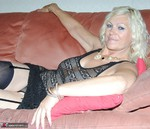 . Black See Through Dress Pt2 Free Pic 7