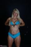 Sweet Susi. Blue Bikini & Bubbles Free Pic 3