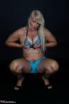 Sweet Susi. Blue Bikini & Bubbles Free Pic 17
