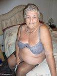 Grandma Libby. Shaving Free Pic 1