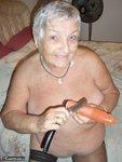 Grandma Libby. Shaving Free Pic 17