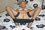 . A Big Double Ended Dildo Fills Those Holes Free Pic 4