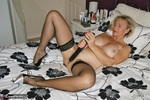 . A Big Double Ended Dildo Fills Those Holes Free Pic 19