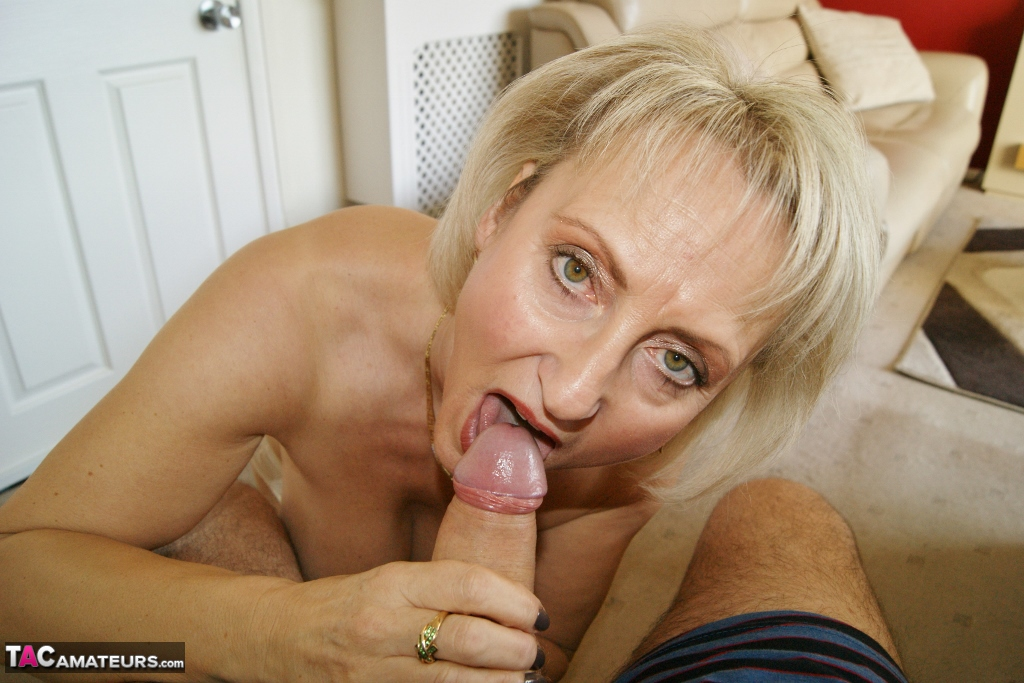 I fucked an old old lady