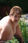 Kinky Carol. Naked Outside Free Pic 9