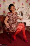 Juicey Janey. Stocking Body Red Pt1 Free Pic 2