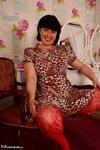 Juicey Janey. Stocking Body Red Pt1 Free Pic 3