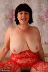 Juicey Janey. Stocking Body Red Pt1 Free Pic 19