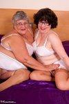 Grandma Libby. Lesbo Fun With Trisha 2 Free Pic 2