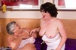 Grandma Libby. Lesbo Fun With Trisha 2 Free Pic 5