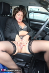 Sandy. Out For A Drive Free Pic 16