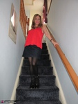 LilyMay. Posing On The Stairs Free Pic 1