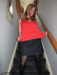 LilyMay. Posing On The Stairs Free Pic 2