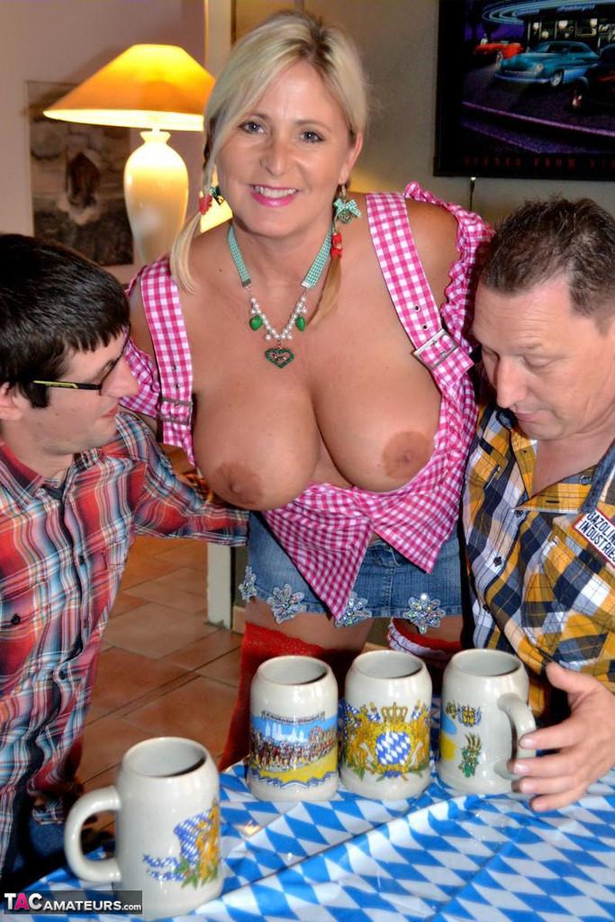 Oktober Fest Porn