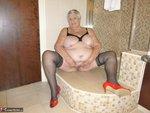 Grandma Libby. White Robe Bathroom Free Pic 17