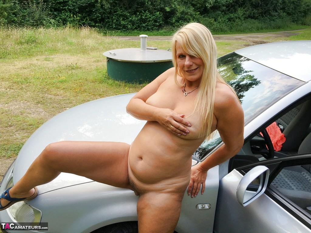 hairy car