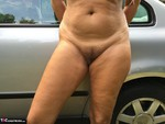 SweetSusi. Hairy Pussy In The Car Free Pic 7